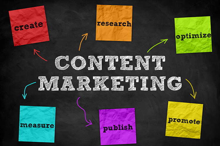 Choosing Online Content Marketing Service Providers Made Easy