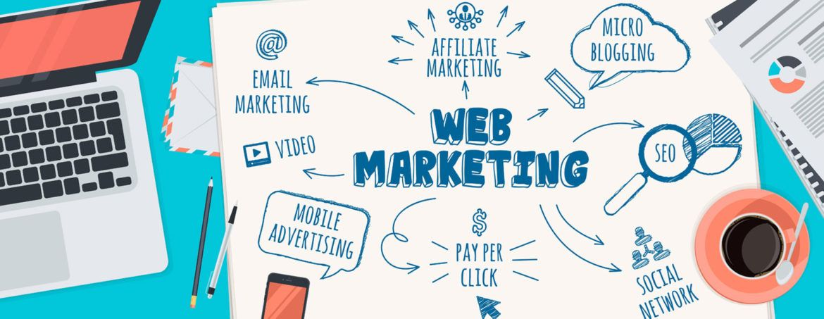 Web Marketing – How to Start As a Beginner